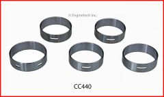 Cam Bearing Set (EngineTech CC440) 62-97