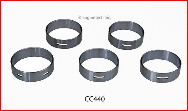 Cam Bearing Set (EngineTech CC440) 62-97