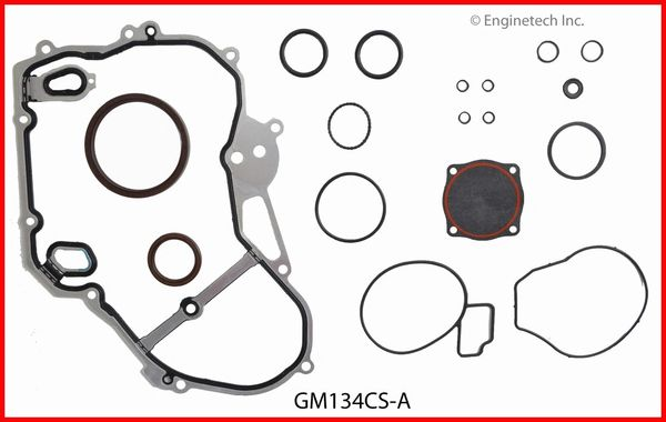 Lower Gasket Set (EngineTech GM134CS-A) 02-16