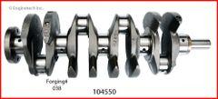 Crankshaft Kit (EngineTech 104550) 07-11