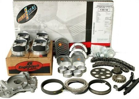 Engine Rebuild Kit (EngineTech RCGM1.0P) 89-95