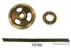 Timing Set - Double Roller (EngineTech TS160) 56-93