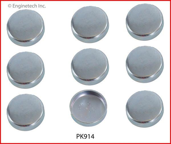 Expansion Plug Set (EngineTech PK914) 99-12