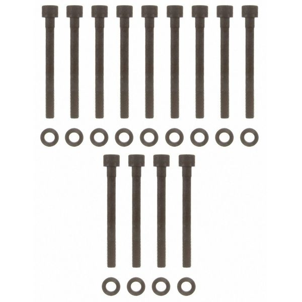 Head Bolt Set - For 1 Head (Felpro ES72194) 84-04