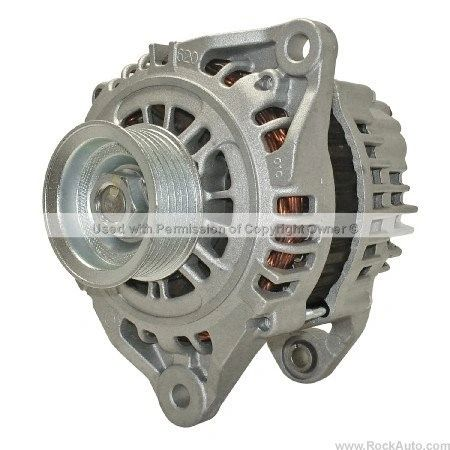 Alternator (Pure Energy 15986N) 97-00 Pathfinder