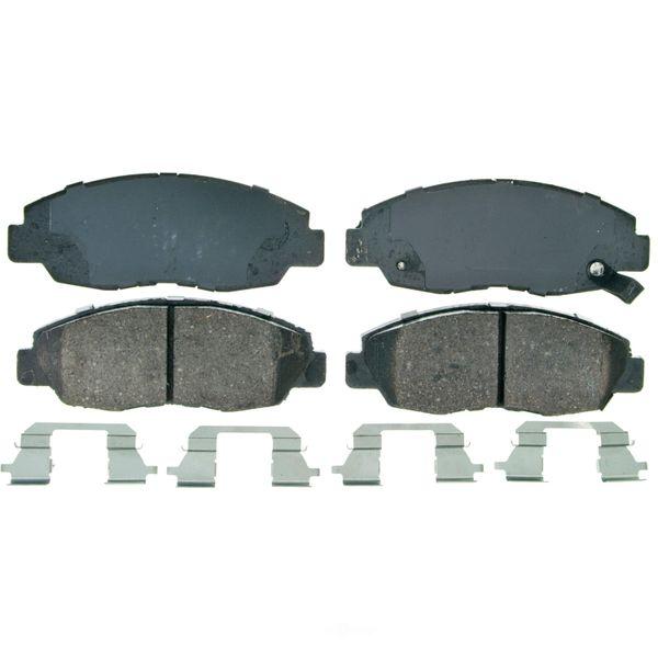 Brake Pad Set - Front (Wagner ZD465A) 01-05