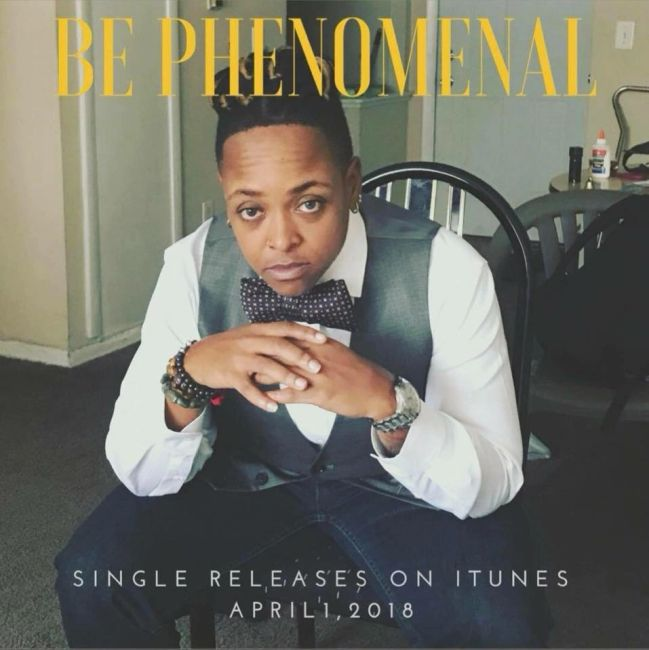 Be Phenomenal - Single