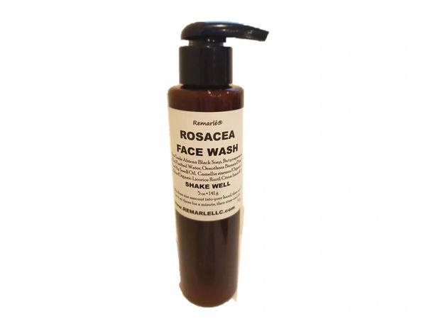 Rosacea Face Wash