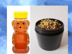 Holiday Combo Package LOCAL CBD HONEY & CBD Good Night Sleep Tea