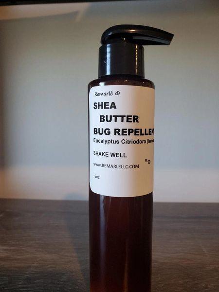 Shea Butter Bug Repellent Creme Eucalyptus Citriodora
