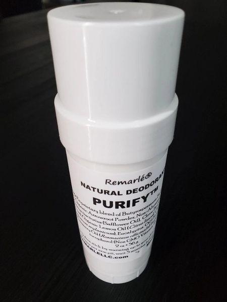 PURIFY™ Deodorant - Natural ---no aluminum