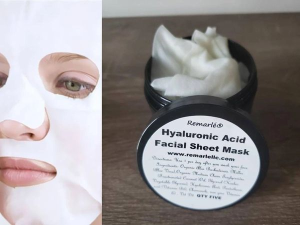 Hyaluronic Acid Ultra Hydrating FACE SHEET MASK