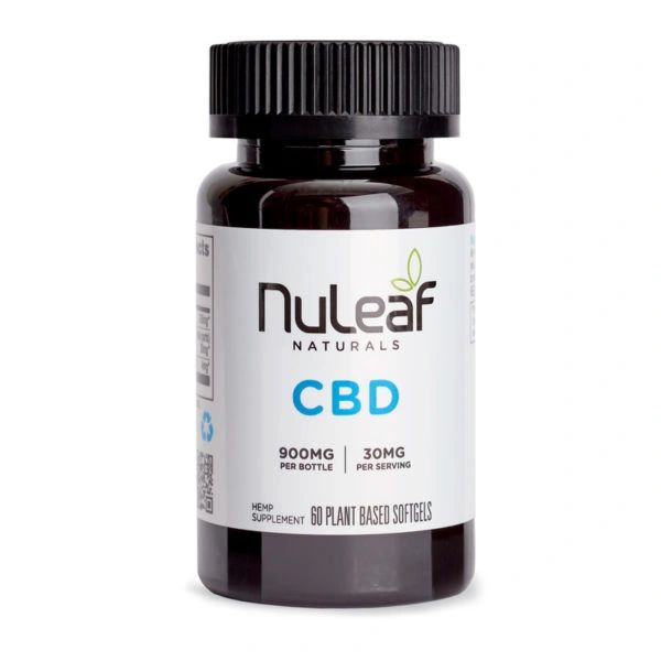 NuLeaf CBD Softgels