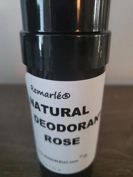ROSE Deodorant - Natural ---no aluminum