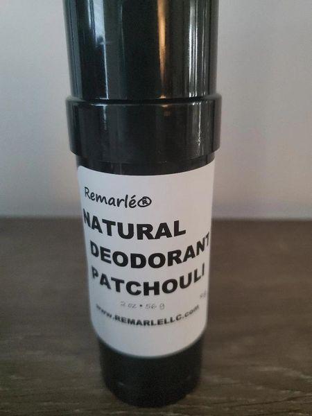 PATCHOULI Deodorant - Natural ---no aluminum
