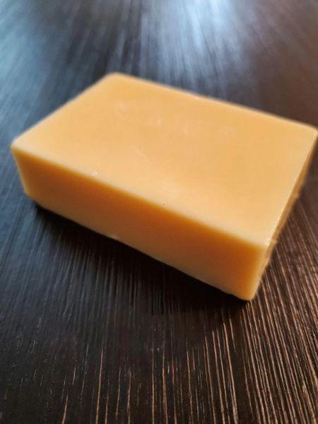 Orange Peppermint Vanilla Swirl Shea Butter & Goat Milk Soap with a Burst of Vitamin C