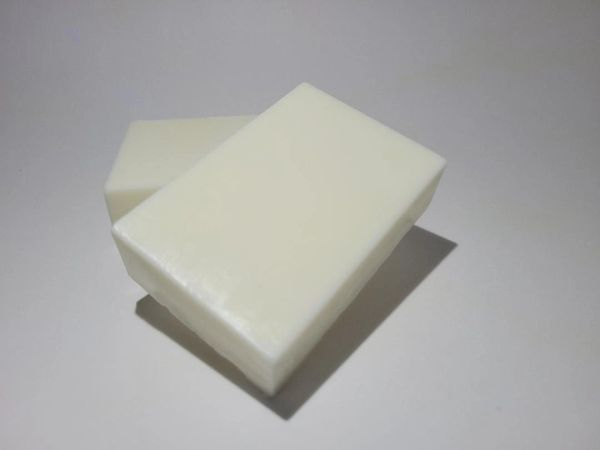 Organic Goat's Milk Soap with Shea Butter UNSCENTED