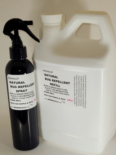 Bug Repellent Spray (Liquid) - Pet and People Safe - Naturally Botanical