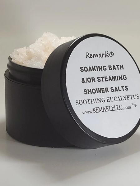 Bath Soaking and/or Steaming Shower Salts