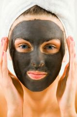 Himalayan Sea Salt Clay Face Mask for Clearing, Clarifying, Stimulating, & Pore Minimizing