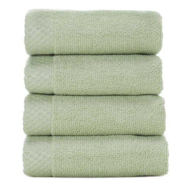 bamboo towel (washcloths-4pk) by Bed Voyage