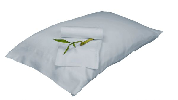 bamboo pillowcases (full, set of 2) by Bed Voyage