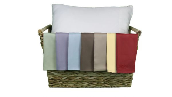 bamboo pillowcase (travel) by Bed Voyage