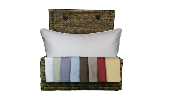 bamboo shams (standard) by Bed Voyage