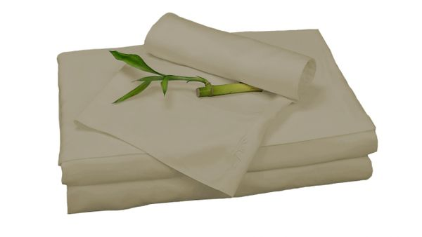 bamboo sheet set (full) by Bed Voyage