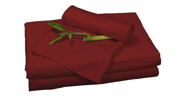 bamboo sheet set (queen) by Bed Voyage