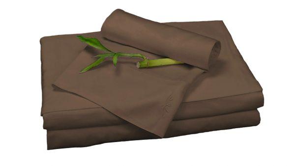 bamboo sheet set (king) by Bed Voyage