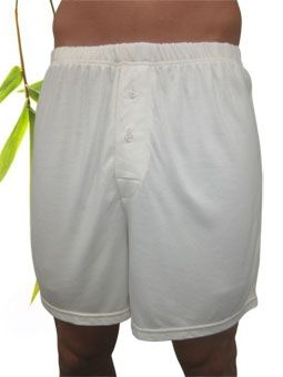 Men's bamboo boxer