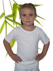 Toddler bamboo T