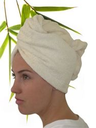 bamboo towel head wrap