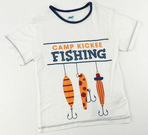 boys fishing t