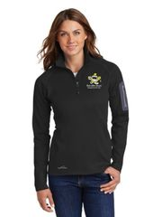 KAH Battleship- Ladies Fleece Jacket (EB235)
