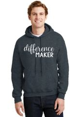 Unisex Hoodie- Difference Maker