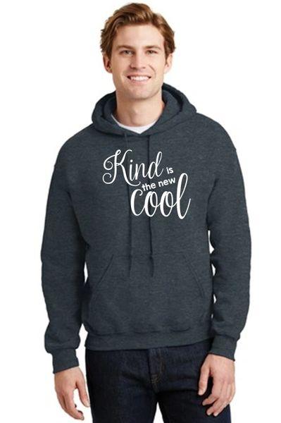 Unisex Hoodie- Kind is Cool