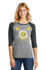 SC Lax- Baseball Tee- Men's/Unisex and Ladies