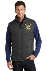 SC Lax- Puffy Vest- Men's/Unisex and Ladies