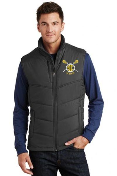 SC Lax- Puffy Vest- Men's/Unisex and Ladies