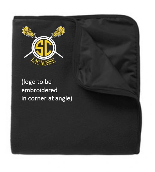 SC Lax- Stadium Blanket