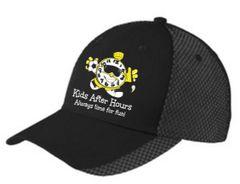 KAH Candyland- 2 Color Mesh Hat with Full Color Logo Pressed (C923)