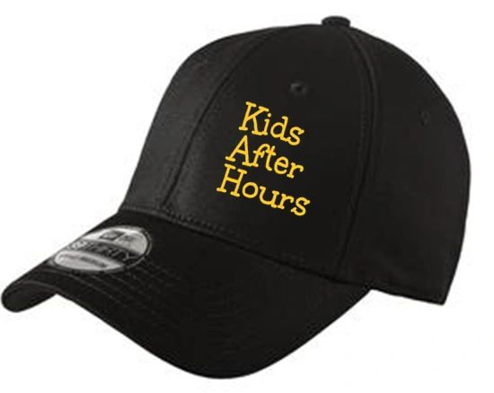 KAH Candyland- Flex Fit Hat with Text Emboidered (N1000)