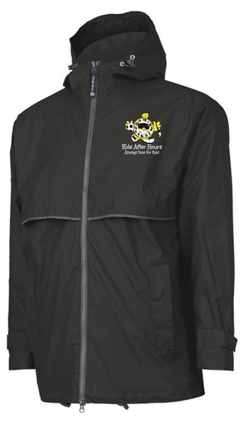 KAH Checkers- Men's Rain Jacket (9199)