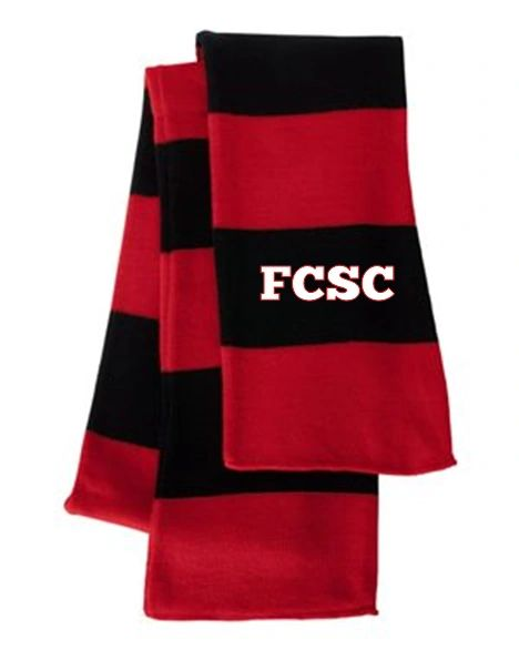 FCSC- Sportsman - Rugby Striped Knit Scarf - SP02