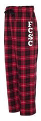 FCSC- Boxercraft – Youth and Adult Flannel Pants With Pockets - F20/Y20