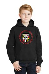 FCSC- Gildan - Youth Heavy Blend™ Hooded Sweatshirt 18500B