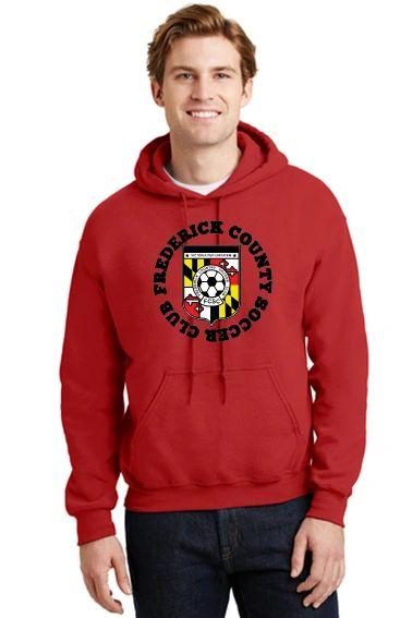 FCSC- Gildan - Heavy Blend Hooded Sweatshirt 18500
