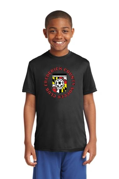 FCSC- Youth Sport-Tek PosiCharge Competitor Tee YST350